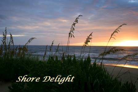 sunrise at the Outer Banks, NC